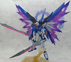 DESTINY GUNDAM『Force feather』