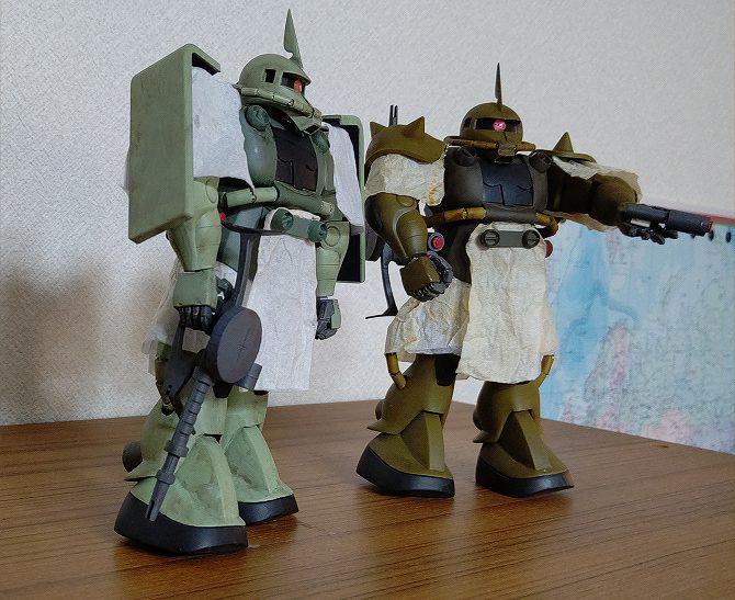 第五世代機操兵 レギオン「技の一号」 アピールショット4