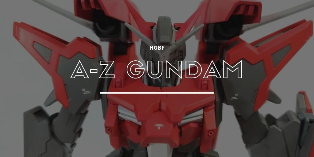 A-Zガンダム・オリジナルカラー