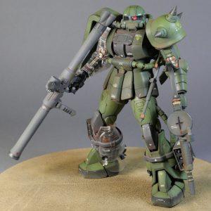 MS-06JK ZAKUII-J型改