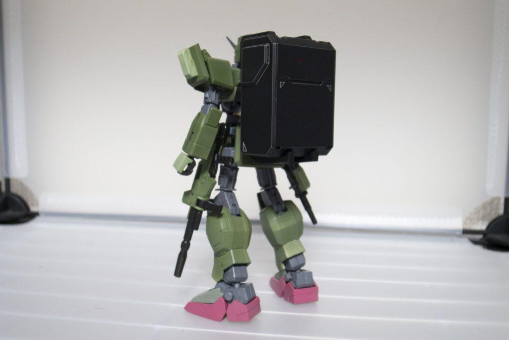 陸戦観測偵察型ガンダム アピールショット3