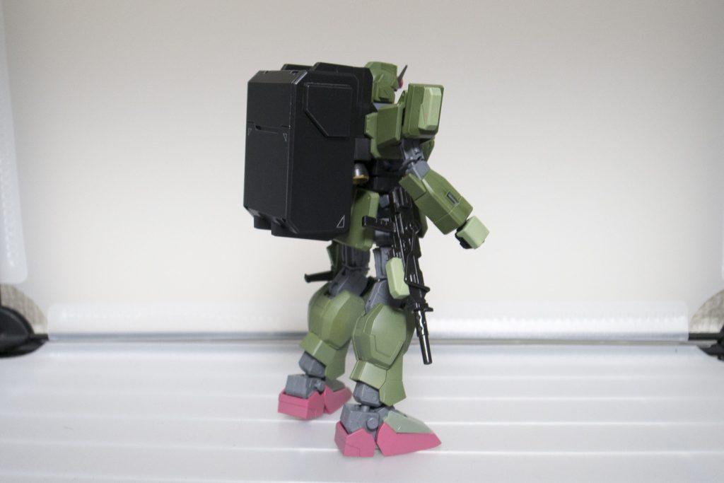 陸戦観測偵察型ガンダム アピールショット4