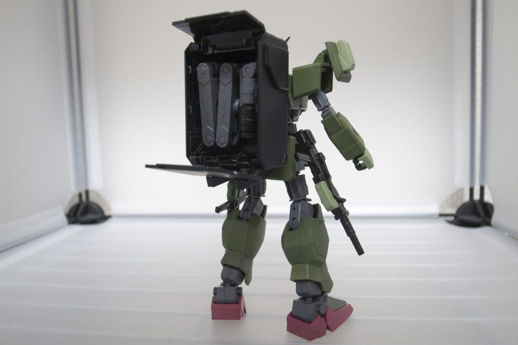 陸戦観測偵察型ガンダム アピールショット8