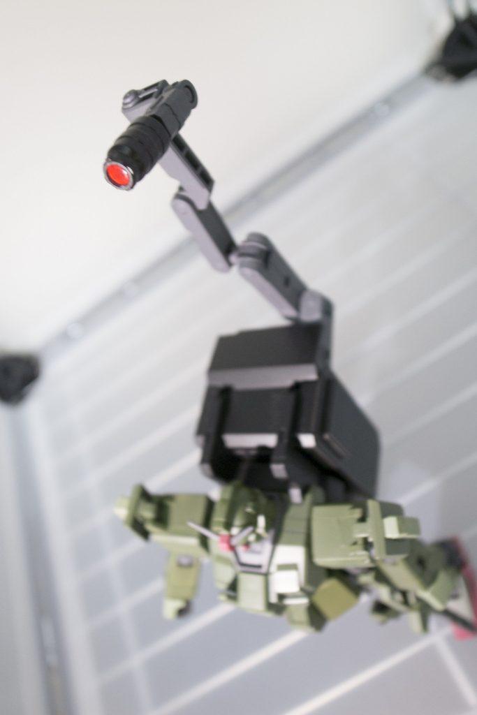 陸戦観測偵察型ガンダム 制作工程3
