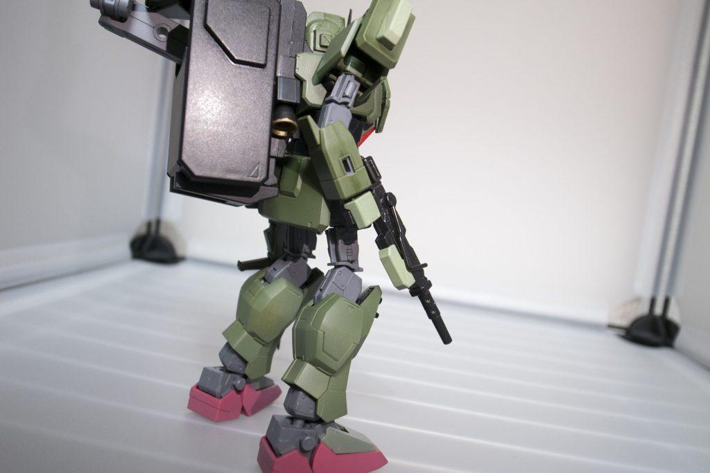 陸戦観測偵察型ガンダム 制作工程6