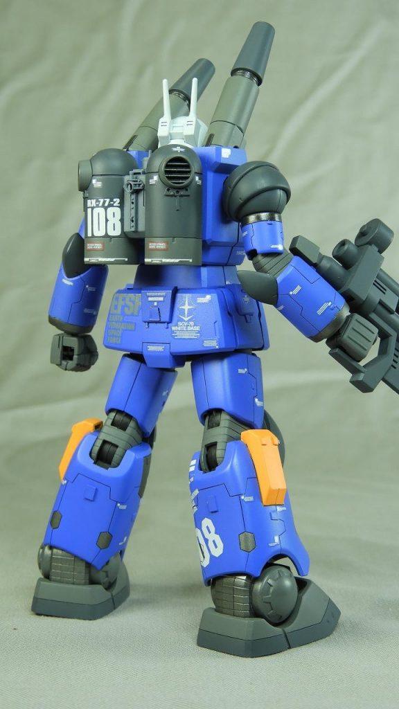 RX-77-2 ガ ンキャノン アピールショット3