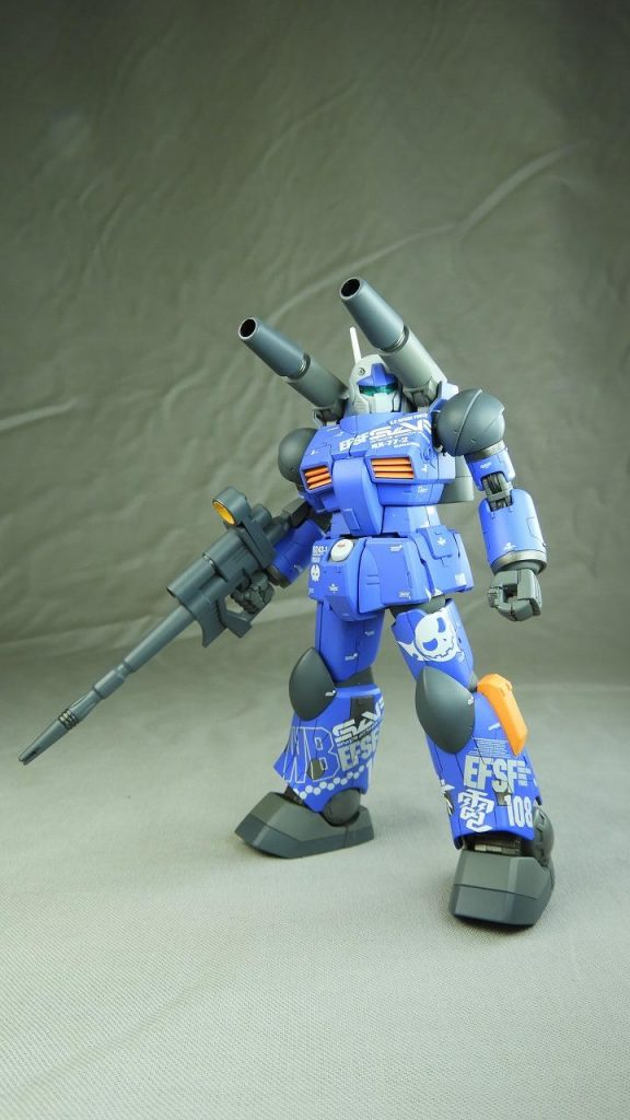 RX-77-2 ガ ンキャノン アピールショット5