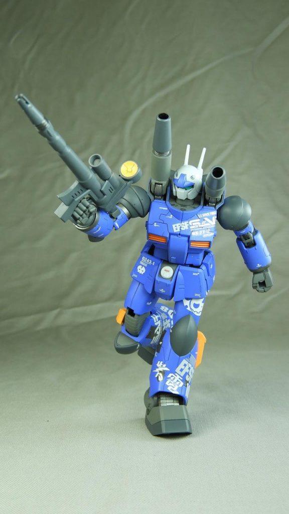 RX-77-2 ガ ンキャノン アピールショット1