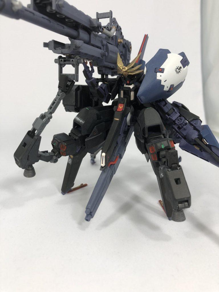 TR-6  [ウーンドウォート/砲撃戦仕様]