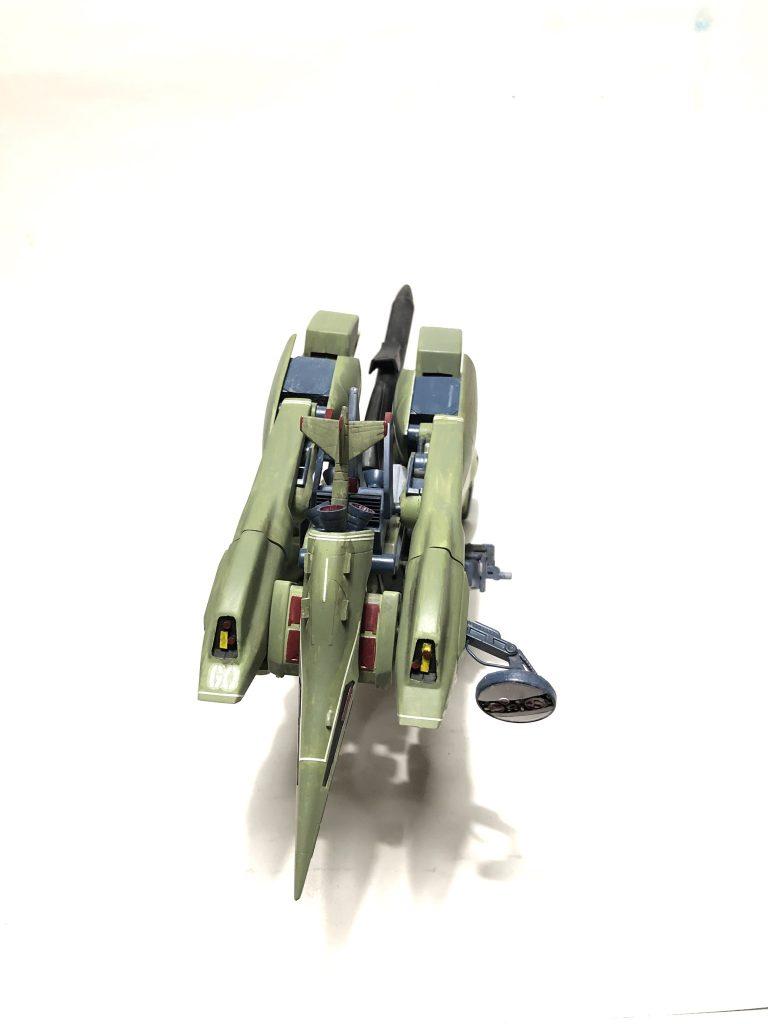 旧キット1/144「メタス」 制作工程3