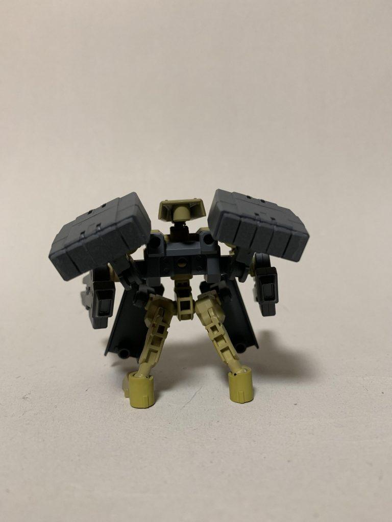 鋼魔獣 クジャク アピールショット3