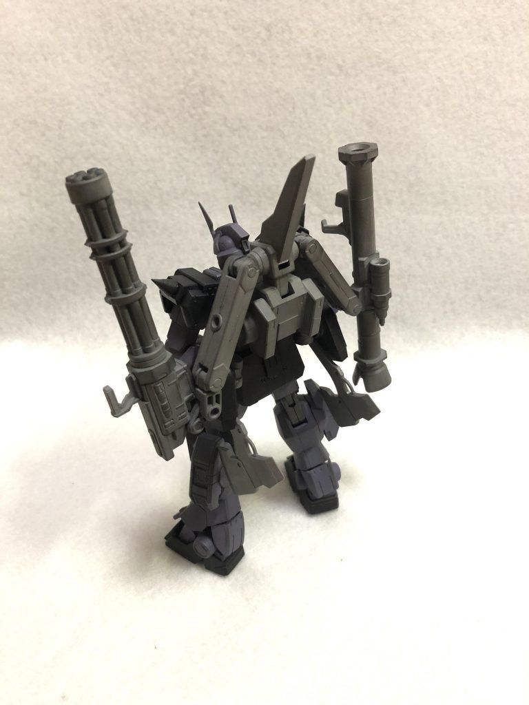 陸戦型ガンダム改「ビトレイヤー」 アピールショット2