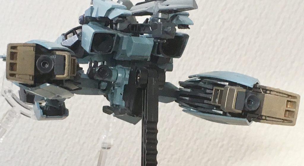 SMS-01G マクロス・グラハム アピールショット3