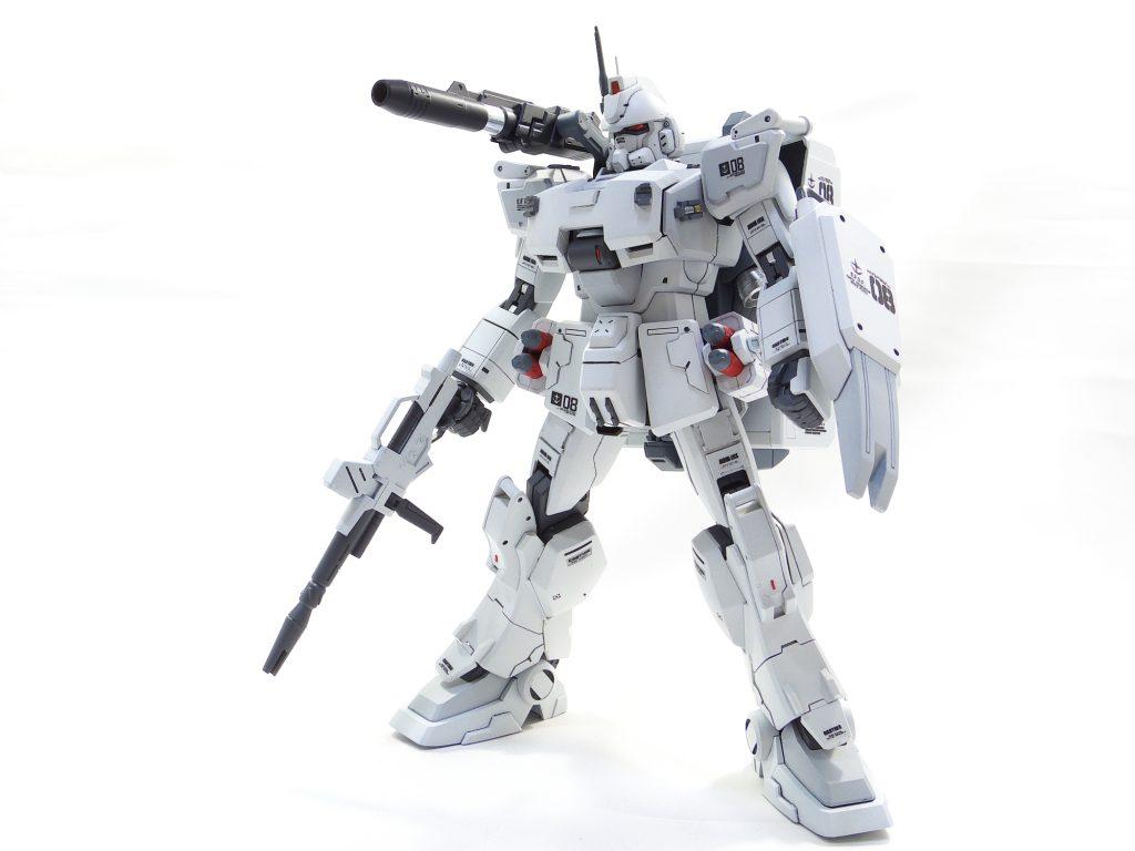 MG ガンダム Ez-8 アピールショット1