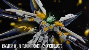 Saint  Freedom  Gundam