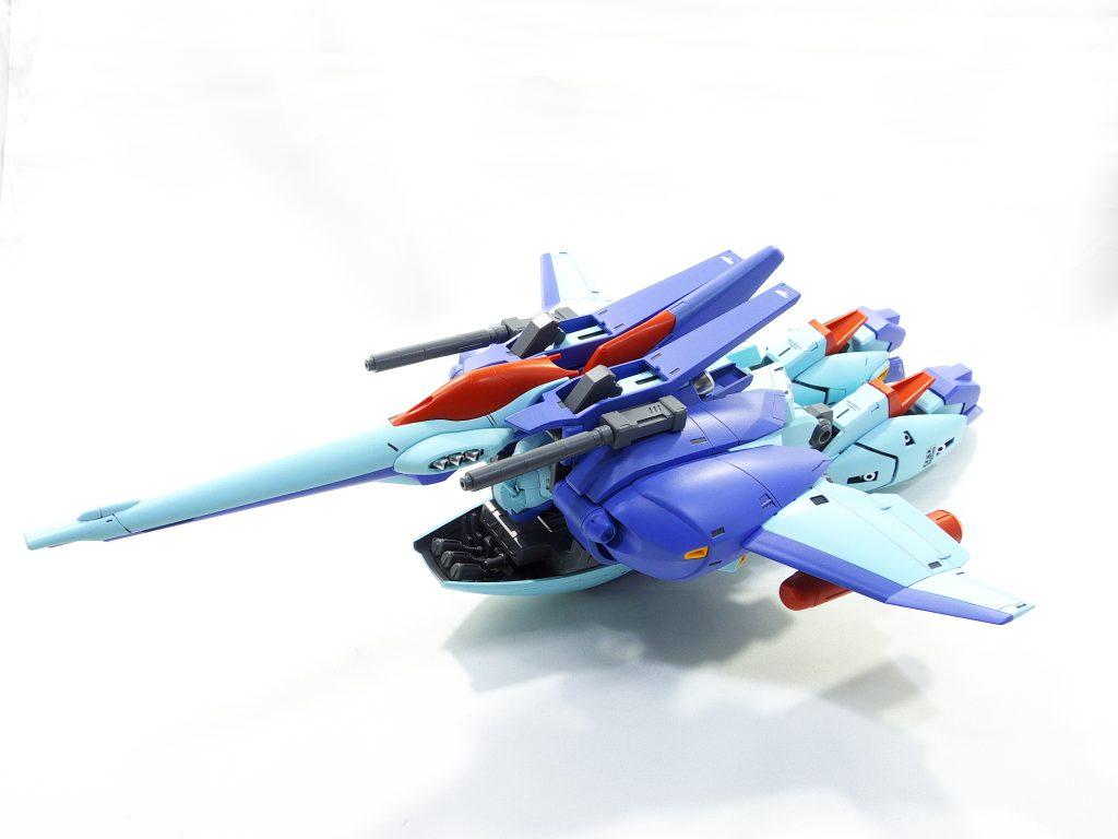 MG リガズィ アムロ機 アピールショット4