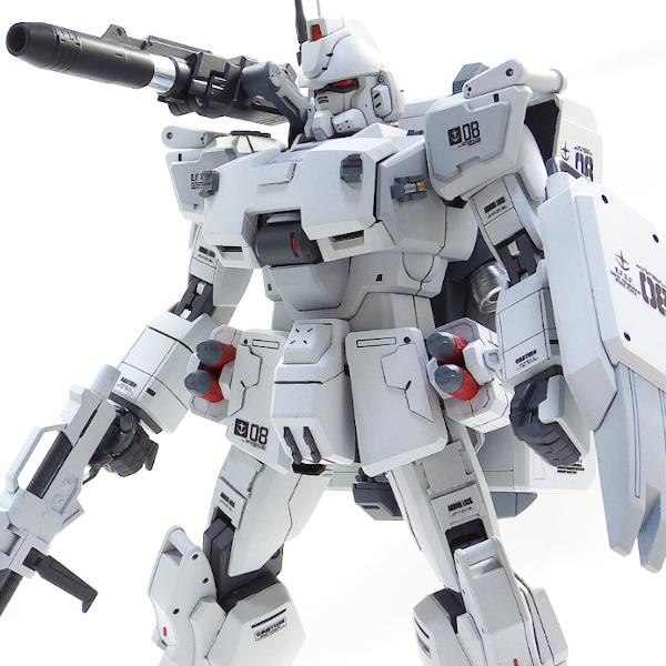 MG ガンダム Ez-8
