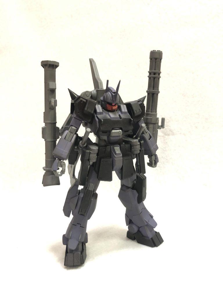 陸戦型ガンダム改「ビトレイヤー」 アピールショット1