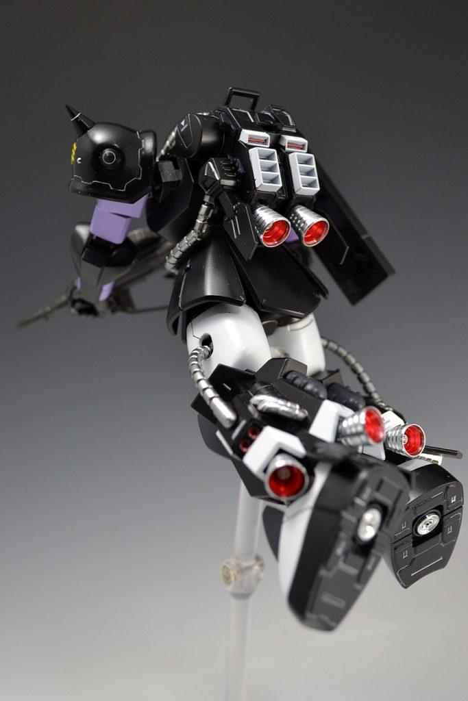 HGUC 黒い三連星ザクⅡ