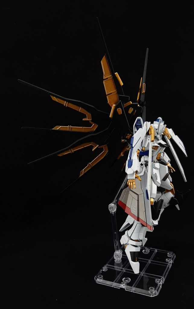 Saint  Freedom  Gundam 制作工程2