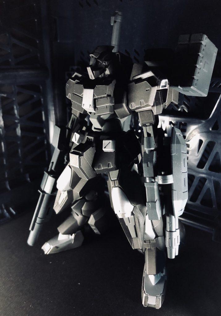 陸戦型MS  -徹甲-