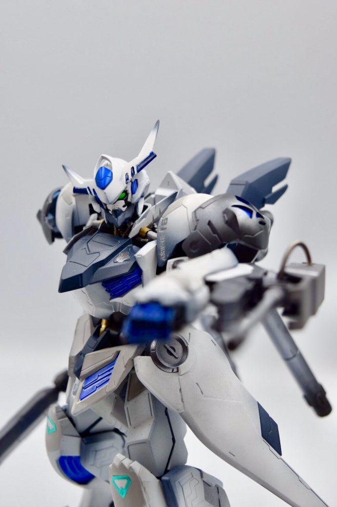 asw-G-16  ガンダム ゼパル 制作工程2