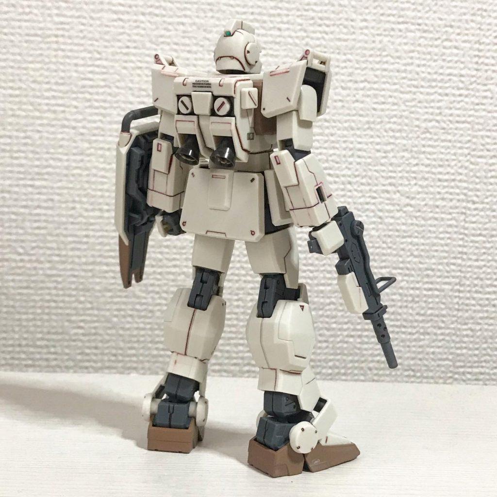 1/144 RGM-79[G]陸戦型ジム アピールショット2