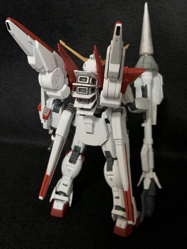 ガンダムM91 アピールショット1