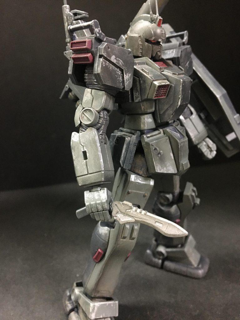 陸戦型ガンダムS型『ガンダム ハウンド』 アピールショット7