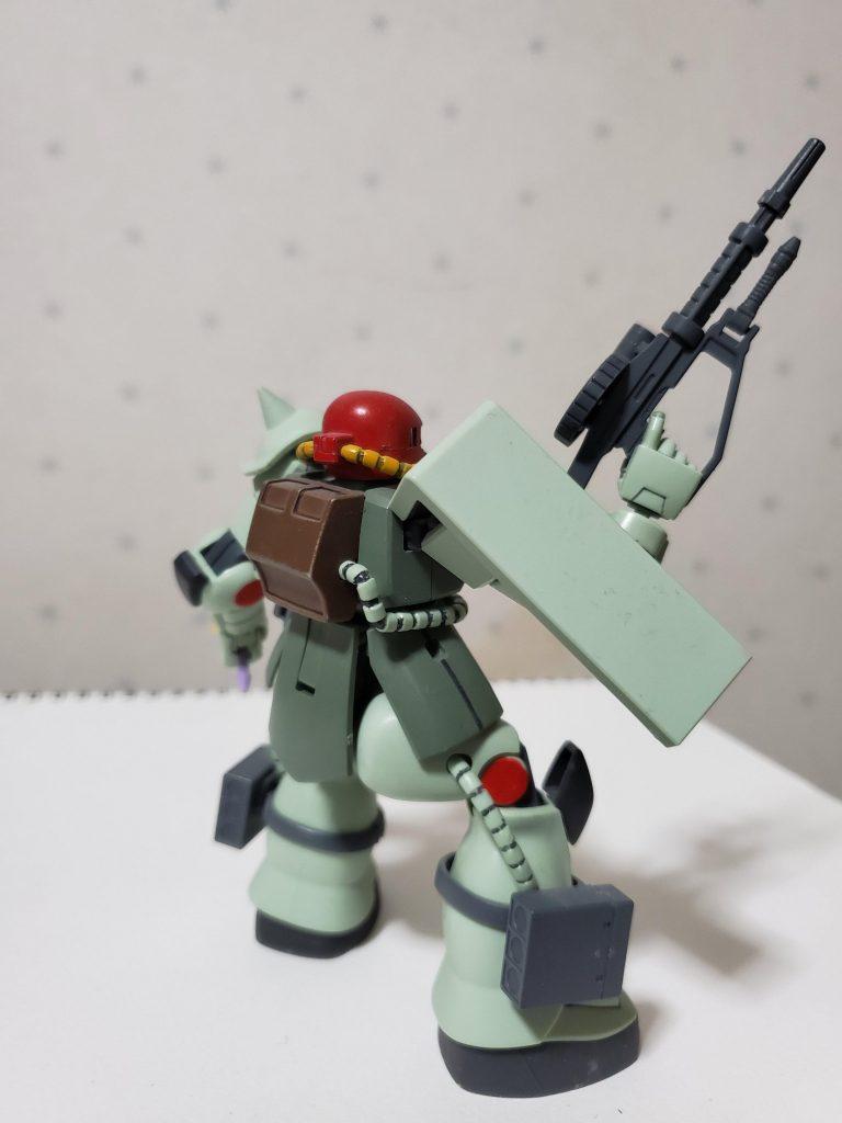 Twitterフォロワー様専用ザクⅡ J型 アピールショット1