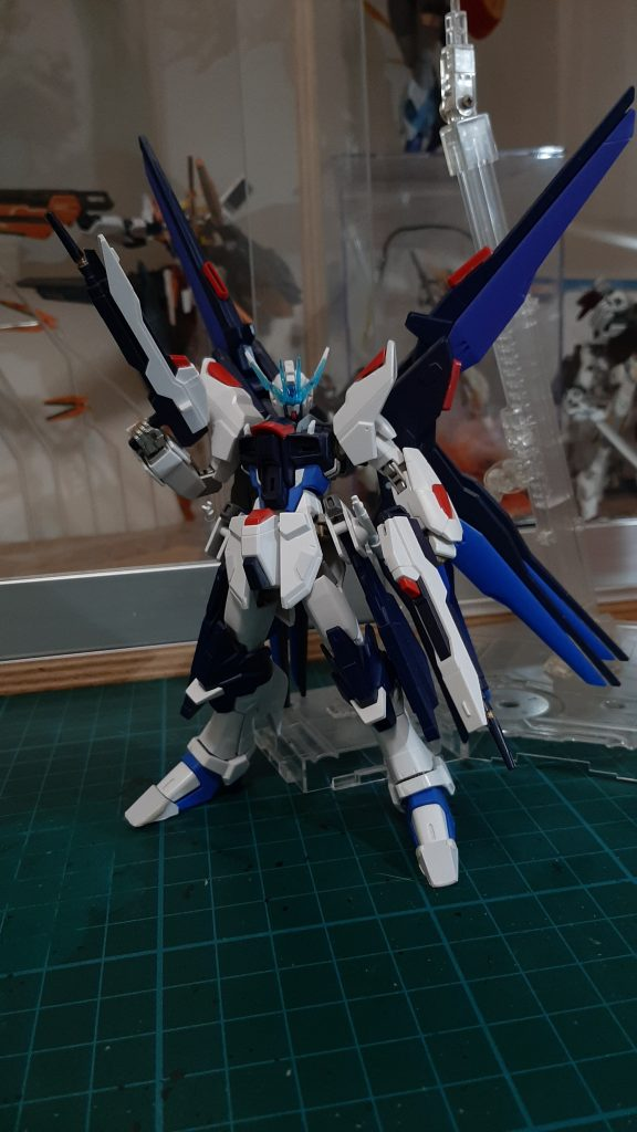 Saint  Freedom  Gundam 制作工程4