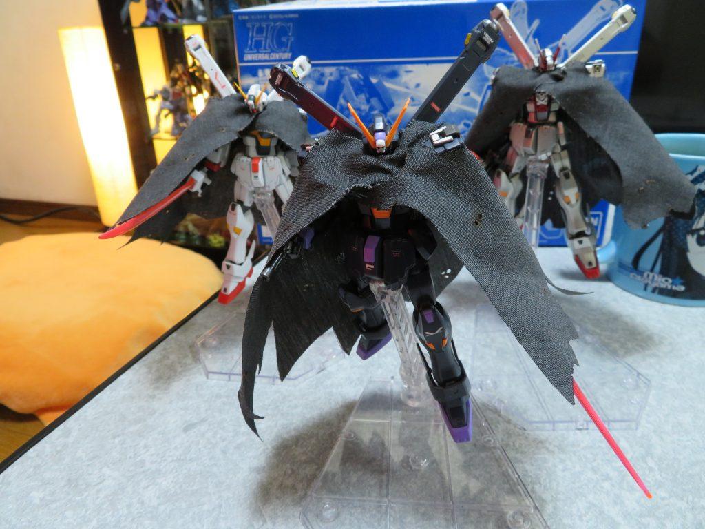 HGUC クロスボーンガンダム X-2 アピールショット1