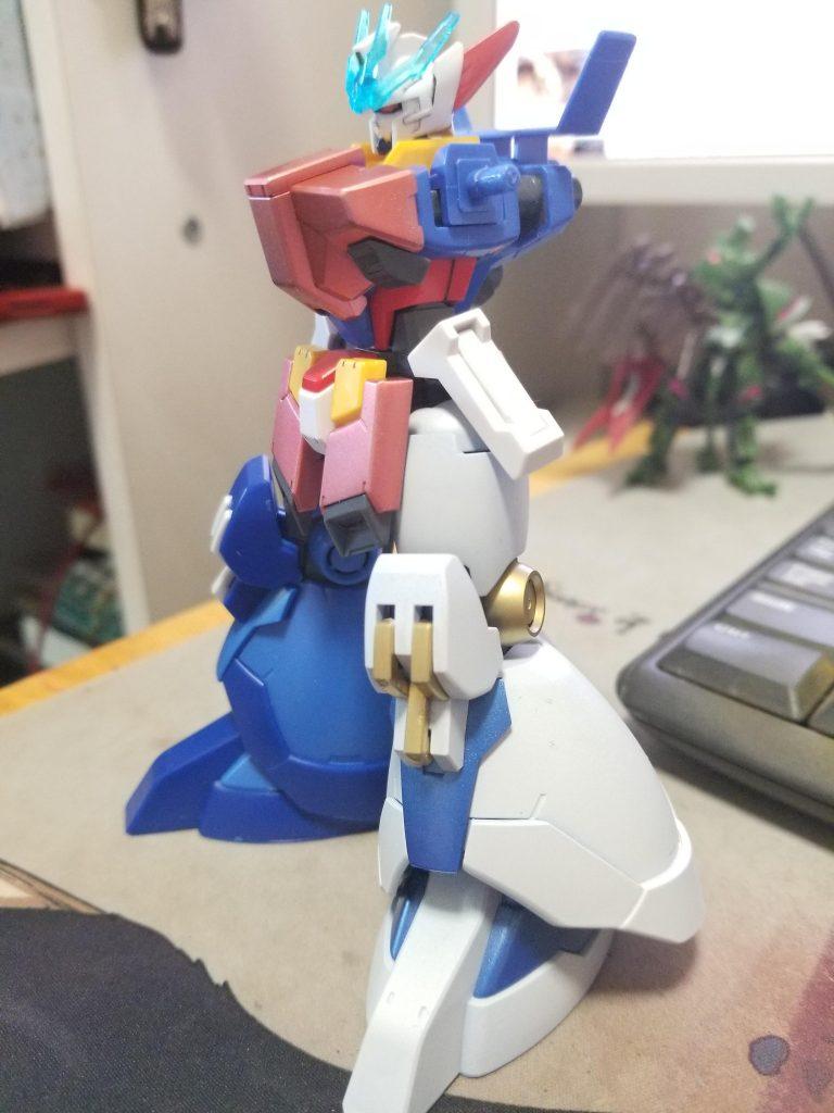 ガンダムAGE-1 ToyiaS (トイアス) 制作工程6