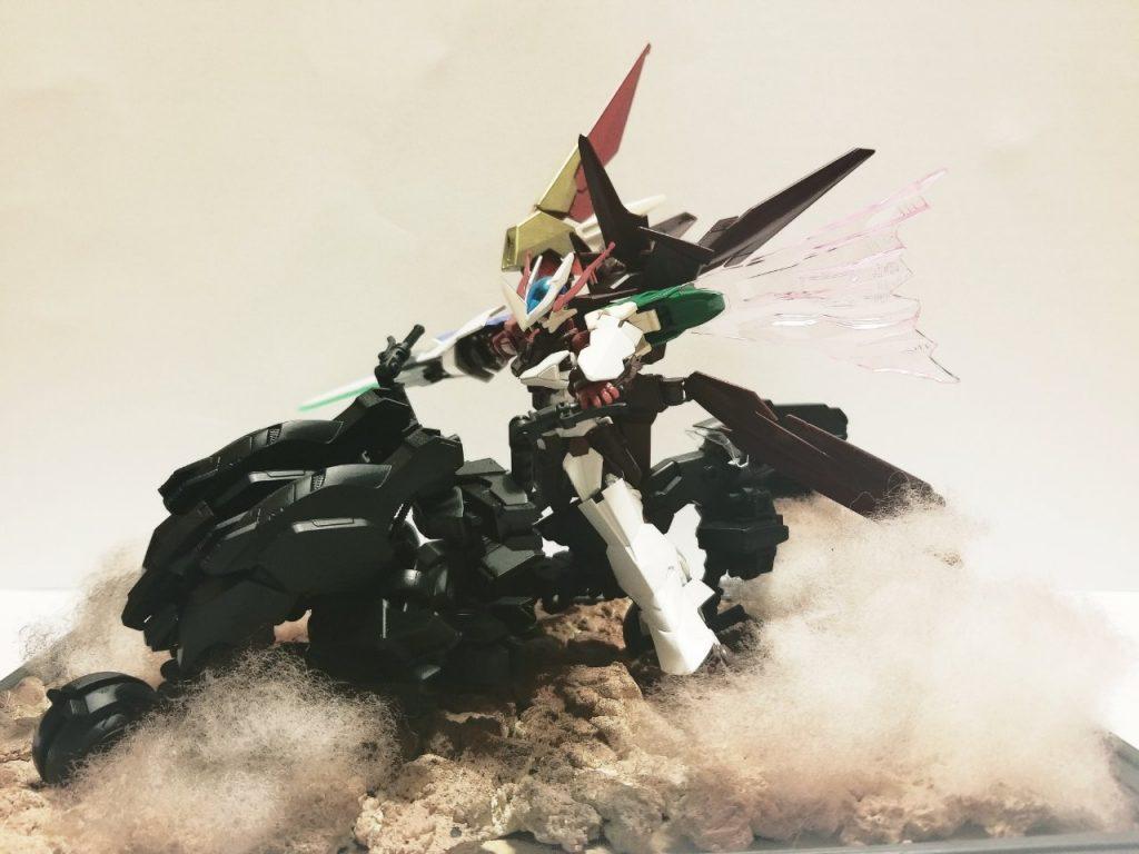 ガンダムアストレイノーネイム・レジスト アピールショット3