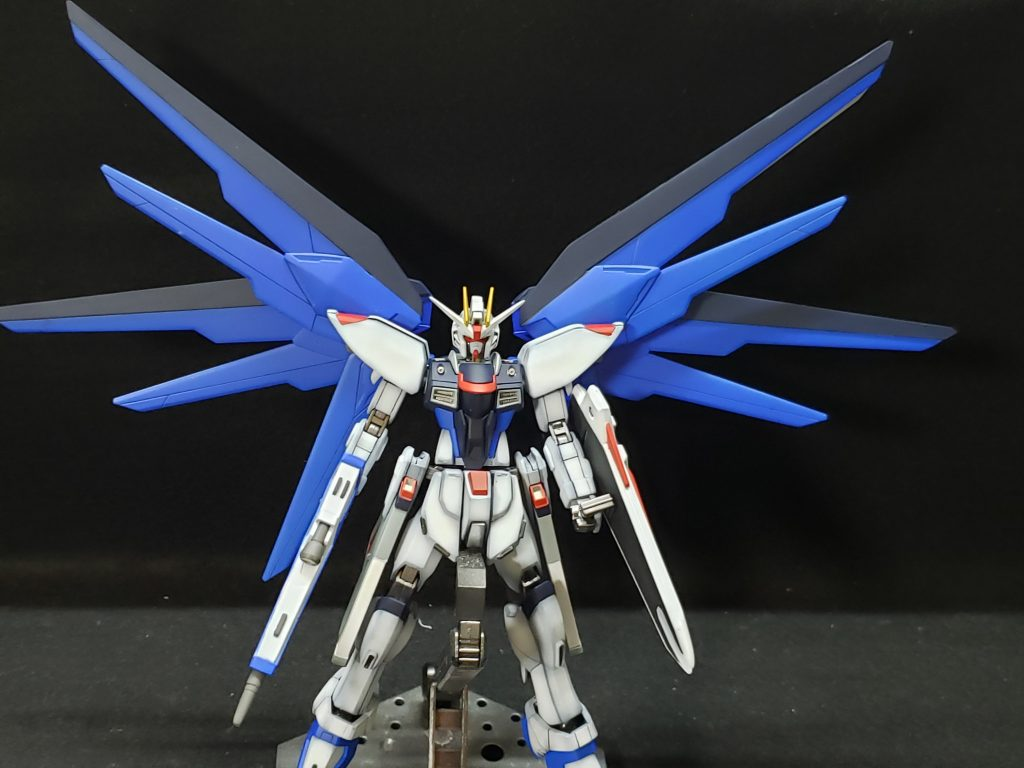 ZGMF-X10A FREEDOM アピールショット2