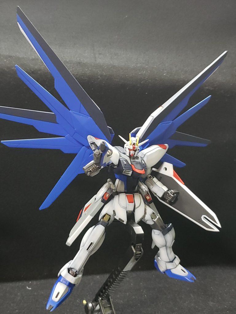 ZGMF-X10A FREEDOM アピールショット4