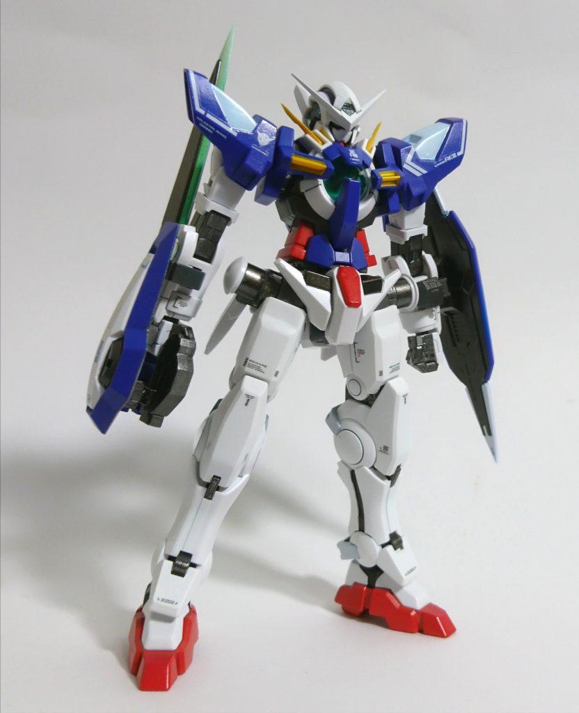 GUNDAM EXIA -Repair II- 制作工程2