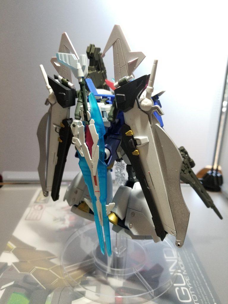 ガンダムAGE-1 ToyiaS (トイアス) アピールショット7