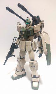 陸戦型ジム 火力支援型