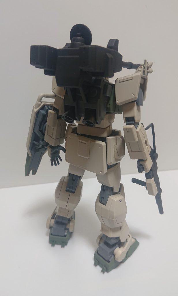 陸戦型ジム 火力支援型 アピールショット1