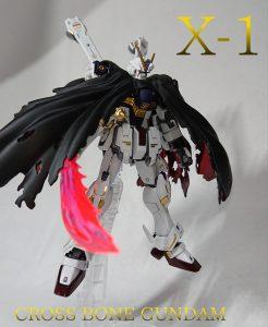 CROSS BONE GUNDAM X-1