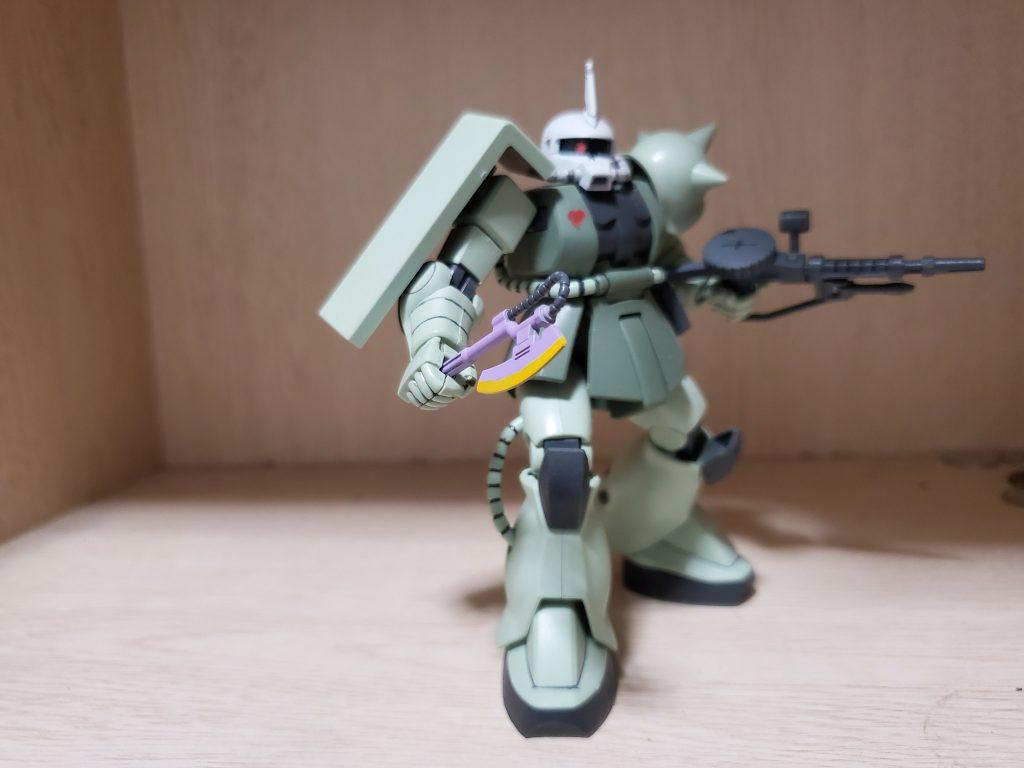 ザクⅡ S型