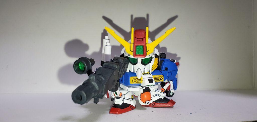 BB戦士 Ex-Sガンダム アピールショット7