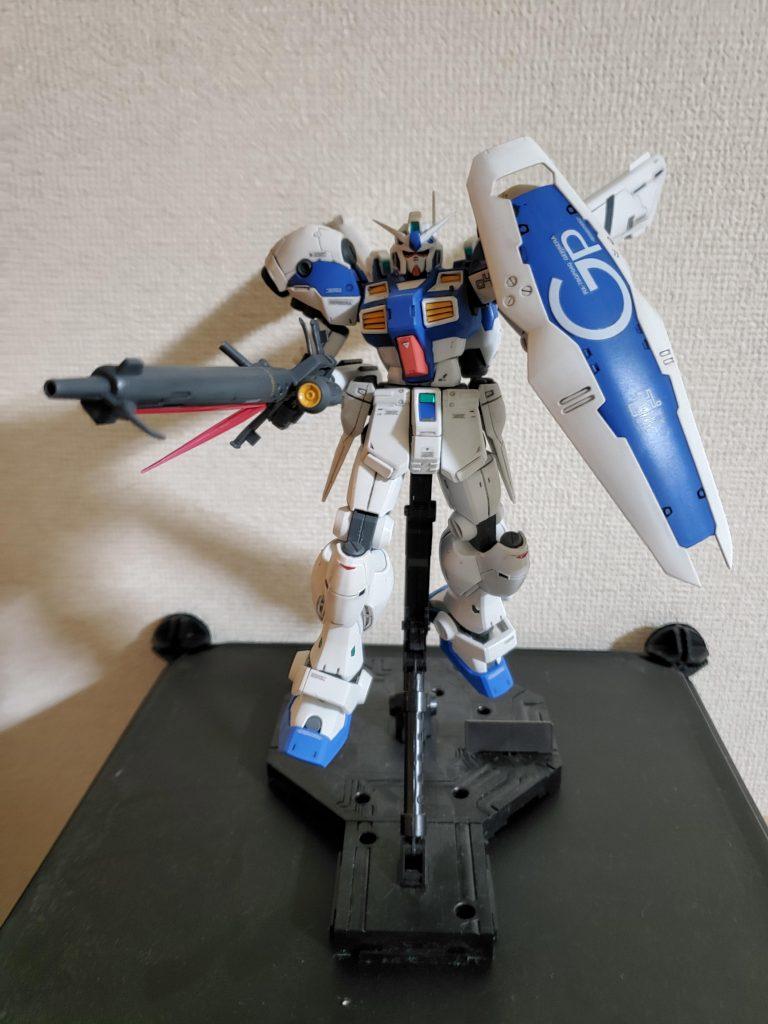 RE/100 RX-78GP04G ガンダム試作4号機 ガーベラ (機動戦士ガンダム0083 スターダストメモリー)