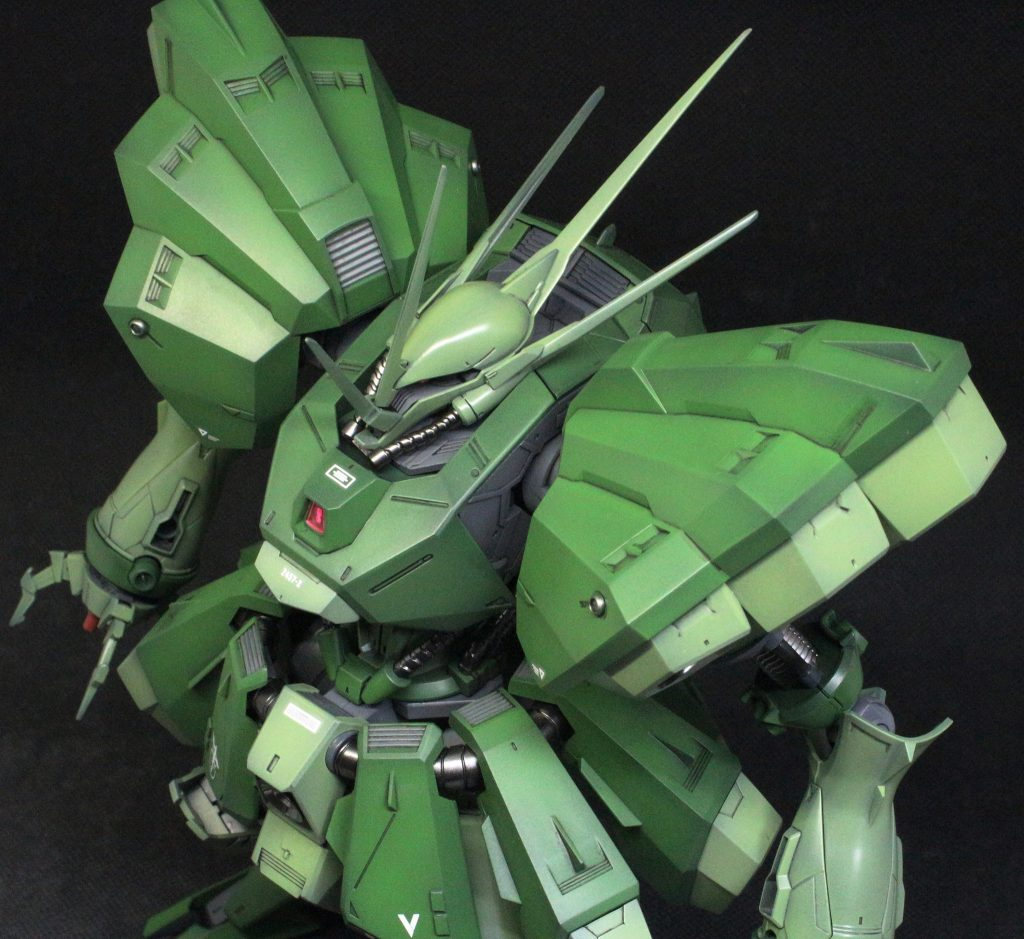 RE 1/100 ハンマ・ハンマ アピールショット4