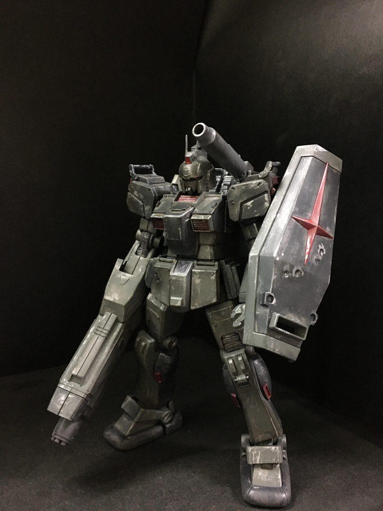 陸戦型ガンダムS型『ガンダム ハウンド』 アピールショット1