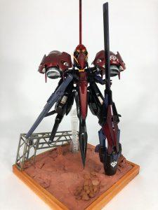 TR-6  [キハールII/レジオン鹵獲仕様]