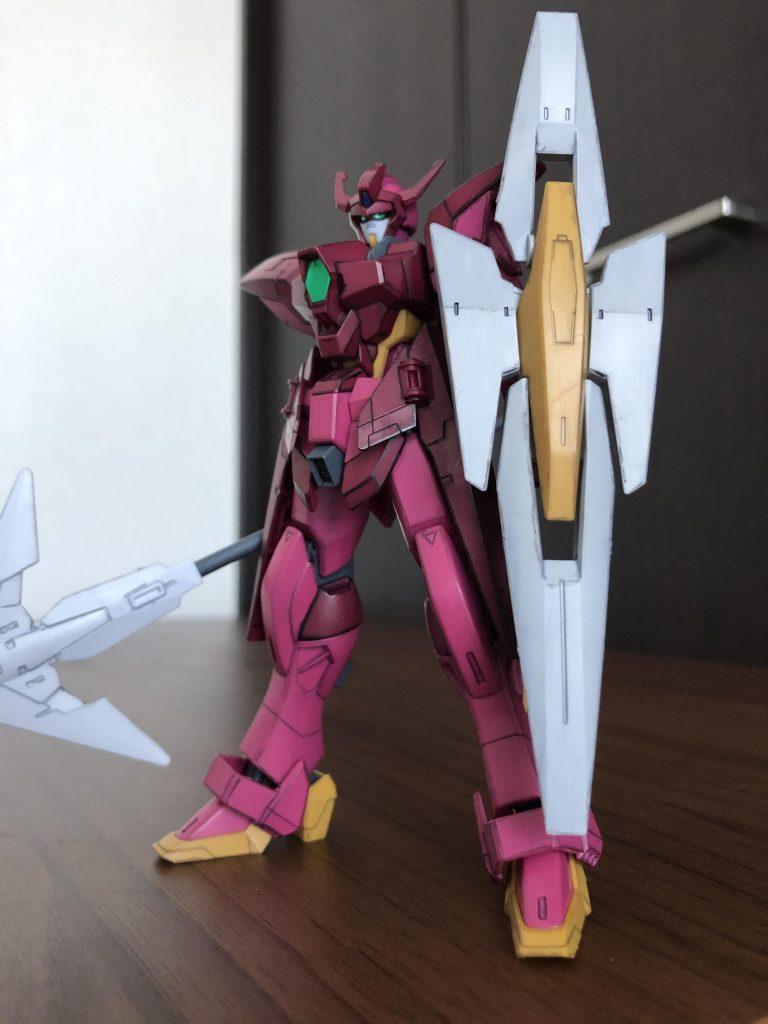 【簡単フィニッシュ】HGBD インパルスガンダムランシエ アピールショット3