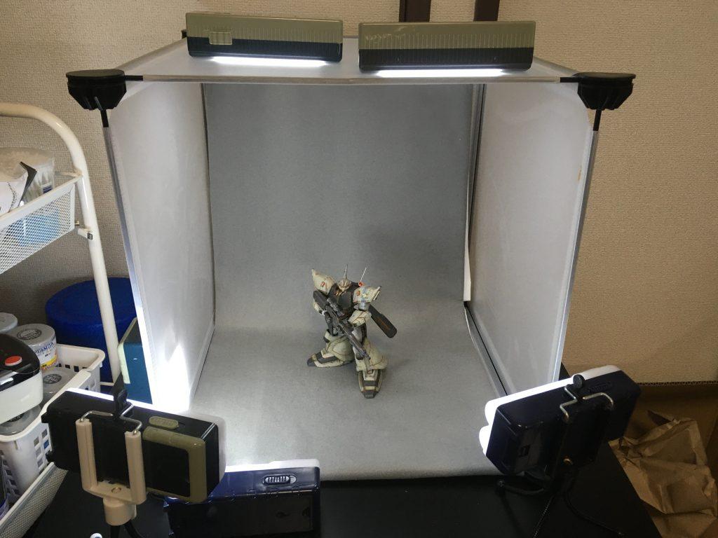 HGMSV-R シン・マツナガ専用ゲルググJ 制作工程5