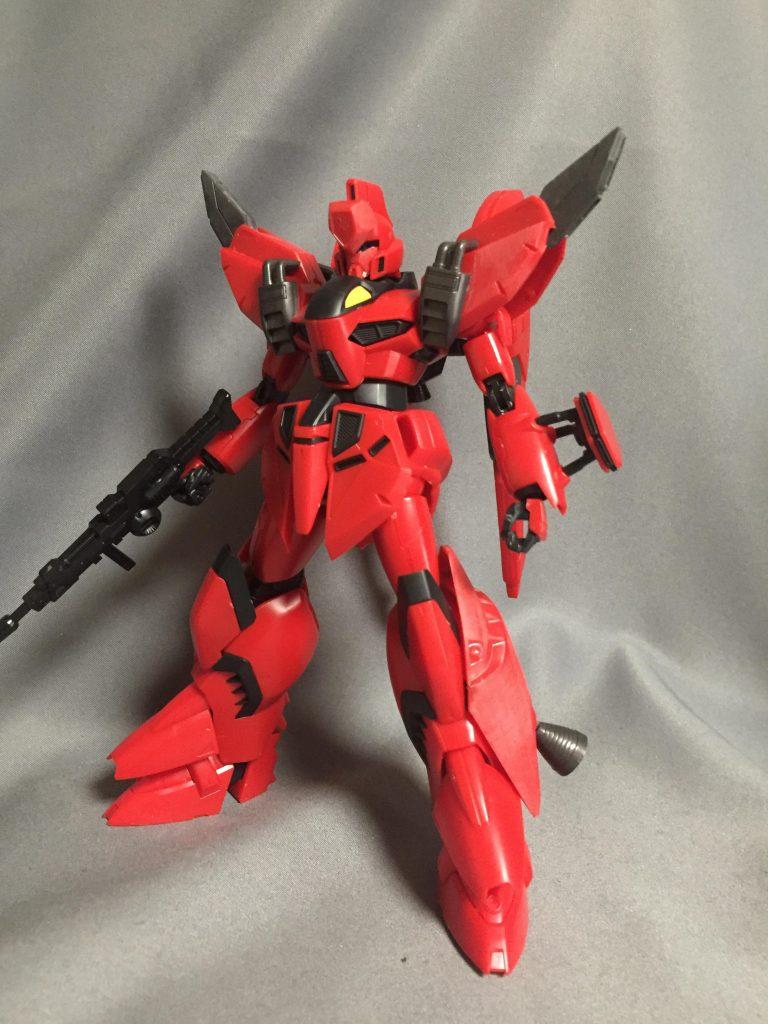 Re1/100ビギナ・ゼラ 制作工程1